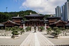 Chi Lin Nunnery photos stock