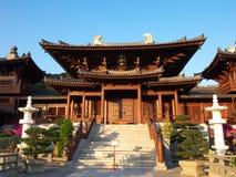 Chi Lin Nunnery in Hong Kong Royalty Free Stock Image