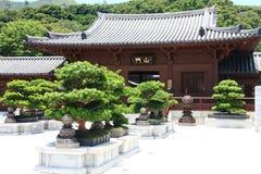 Chi Lin Nunnery, Hong Kong Stock Image