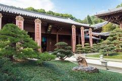 Free Chi Lin Nunnery, Hong Kong Royalty Free Stock Image - 85570006