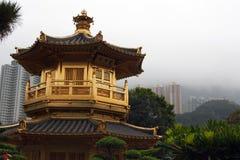 Chi Lin Nunnery in Hong Kong Royalty Free Stock Photo