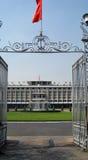 chi miasta ho minh pałac ponowne zjednoczenie Vietnam Zdjęcia Royalty Free
