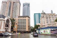 Chi Minh Ville Opera de HÃ Image stock
