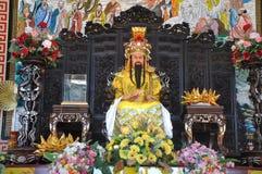 chińscy bóstwa Zdjęcie Royalty Free