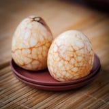 Chińscy Herbaciani jajka Obrazy Stock