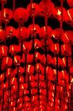 Chińscy lampiony Obraz Royalty Free