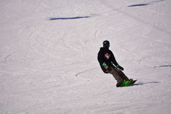 Chińscy narta sporty Obraz Royalty Free