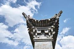 chińscy okapy Zdjęcie Stock
