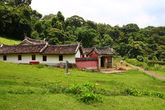 chińska ancestralna sali Obrazy Royalty Free