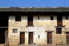 Chińska antyczna architektura Zdjęcia Royalty Free