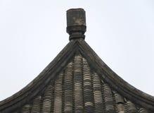 Chińska architektura Obraz Stock