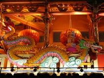chińska dekoracji Zdjęcie Royalty Free