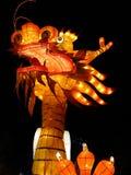 chińska dekoracji Fotografia Royalty Free
