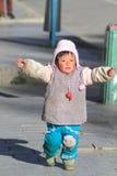 Chińska dziewczynka Zdjęcia Royalty Free