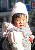Chińska dziewczynka Fotografia Royalty Free