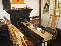 Chińska herbaciana ceremonia zdjęcia stock