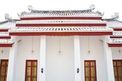 Chińska Kaplica Obraz Royalty Free