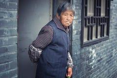 Chińska Kobieta Zdjęcie Stock