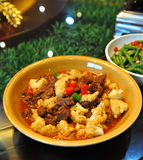 chińska kuchnia Obrazy Stock