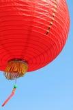 chińska latarniowa czerwony Obrazy Royalty Free