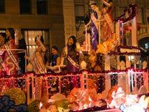 Chińska parada 2016 San Fransisco CA Fotografia Royalty Free