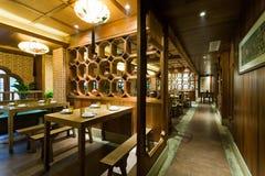 Chińska restauracja obraz royalty free