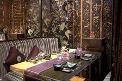 Chińska restauracja Fotografia Stock