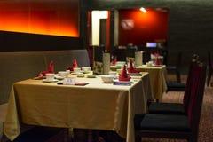Chińska restauracja Zdjęcie Stock