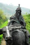 chińska statua Zdjęcia Stock