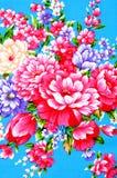 chińska tkaniny Obrazy Stock