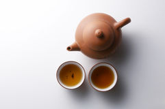 chińska ustalona herbata Obraz Stock