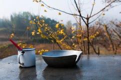 Chińska wioska Fotografia Stock