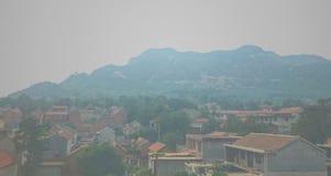 chińska wioska obraz stock