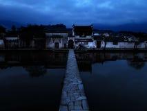 chińska wioski Obrazy Royalty Free