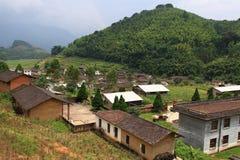 chińska wioski Zdjęcia Royalty Free