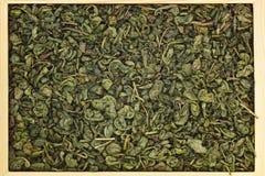 chińska zielona herbata Zdjęcia Stock