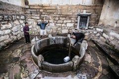 Chiński antyczny well Zdjęcie Royalty Free