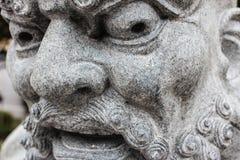 chiński bóg Obraz Royalty Free