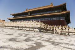 Chiński budynek Zdjęcie Royalty Free