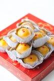 Chiński ciasto Obraz Royalty Free