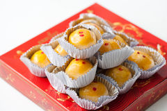 Chiński ciasto Fotografia Royalty Free