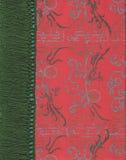 chiński czerwony jedwab Obrazy Royalty Free