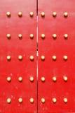 chiński drzwiowy tradycyjny obrazy royalty free