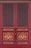 chiński drzwiowy tradycyjny Obrazy Stock