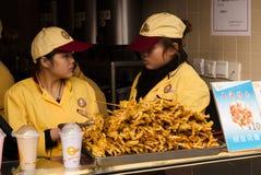 Chiński fastfood Fotografia Stock