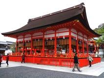 Chiński fotograf w Japonia Zdjęcie Royalty Free