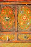 chiński gabinetowy stary Obrazy Royalty Free