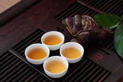 Chiński herbata set Obraz Stock