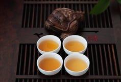 Chiński herbata set Zdjęcie Royalty Free