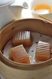 Chiński imbiru tort Fotografia Royalty Free